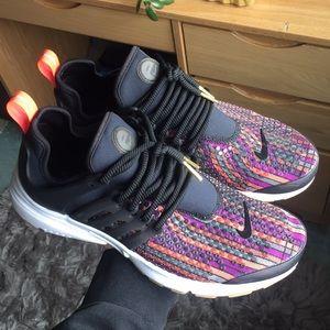 Nike women's presto limited edition size 8